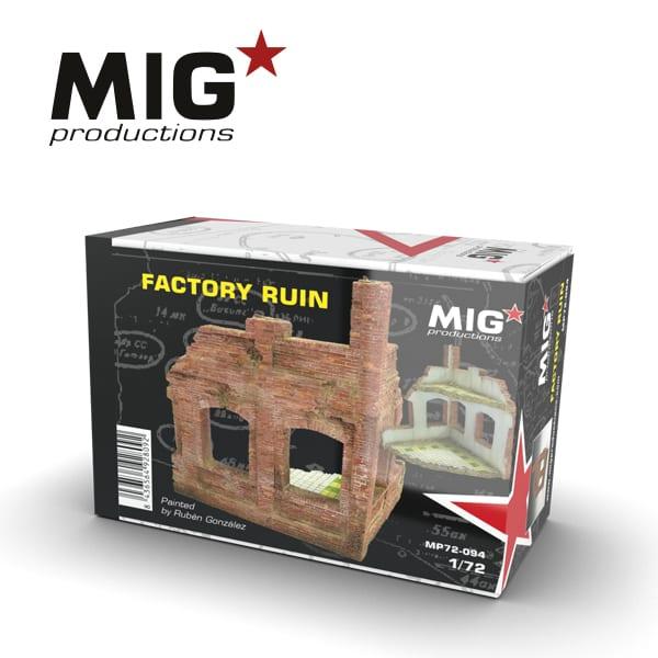 MIG Factory Ruin