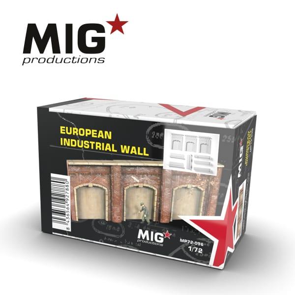 MIG European Industrial Wall