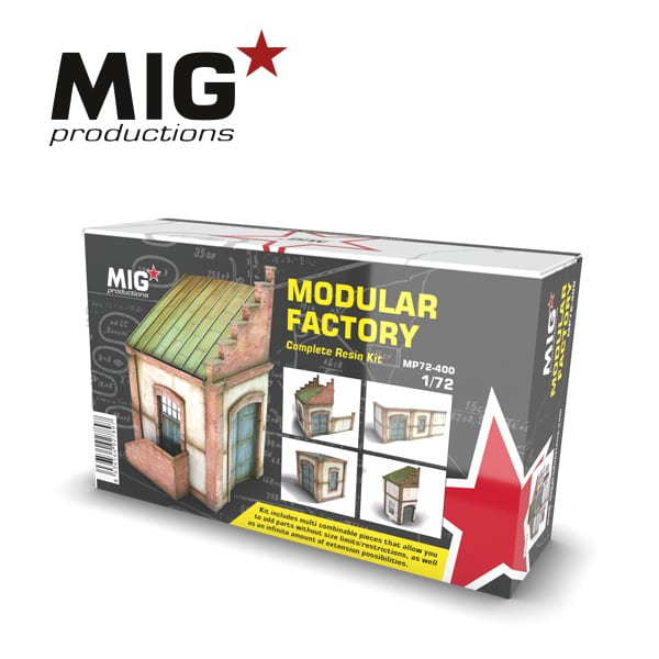 MIG Modular Factory