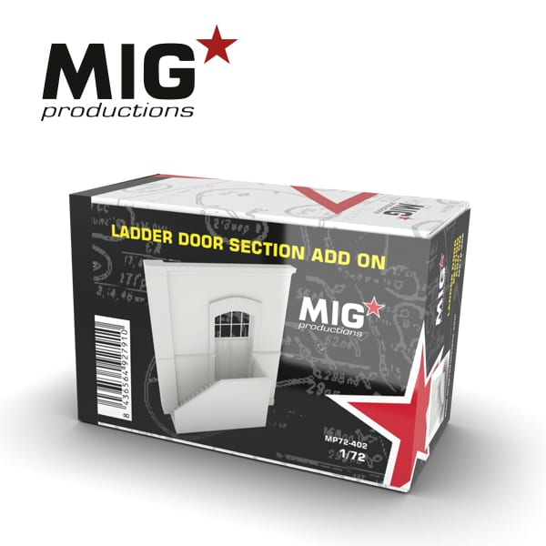 MIG Ladder Door Section Add On