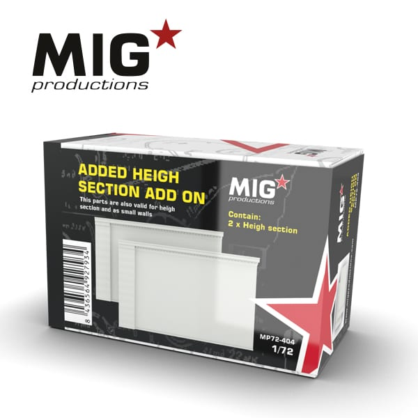 MIG Added Heigh Section Add On