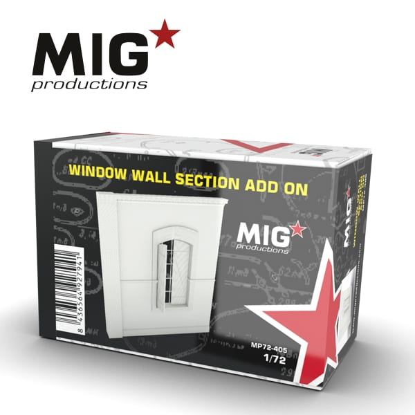 MIG Window Wall Section Add On