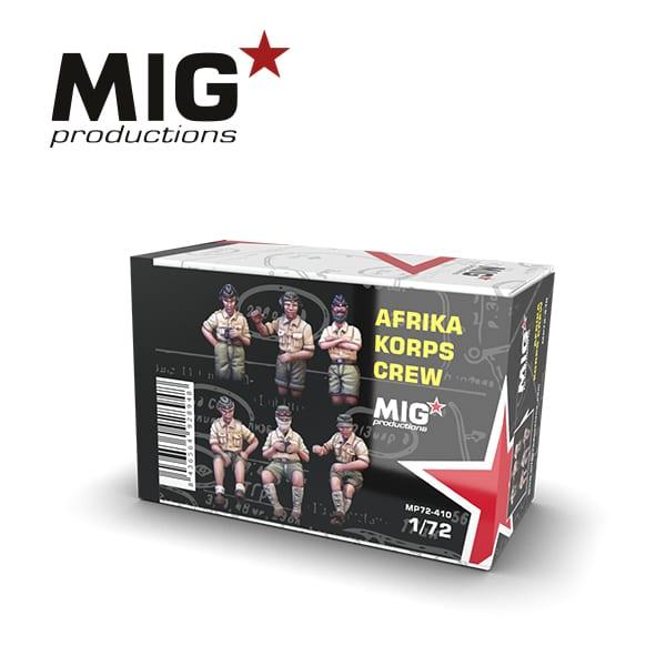 MIG Afrika Korps Crew