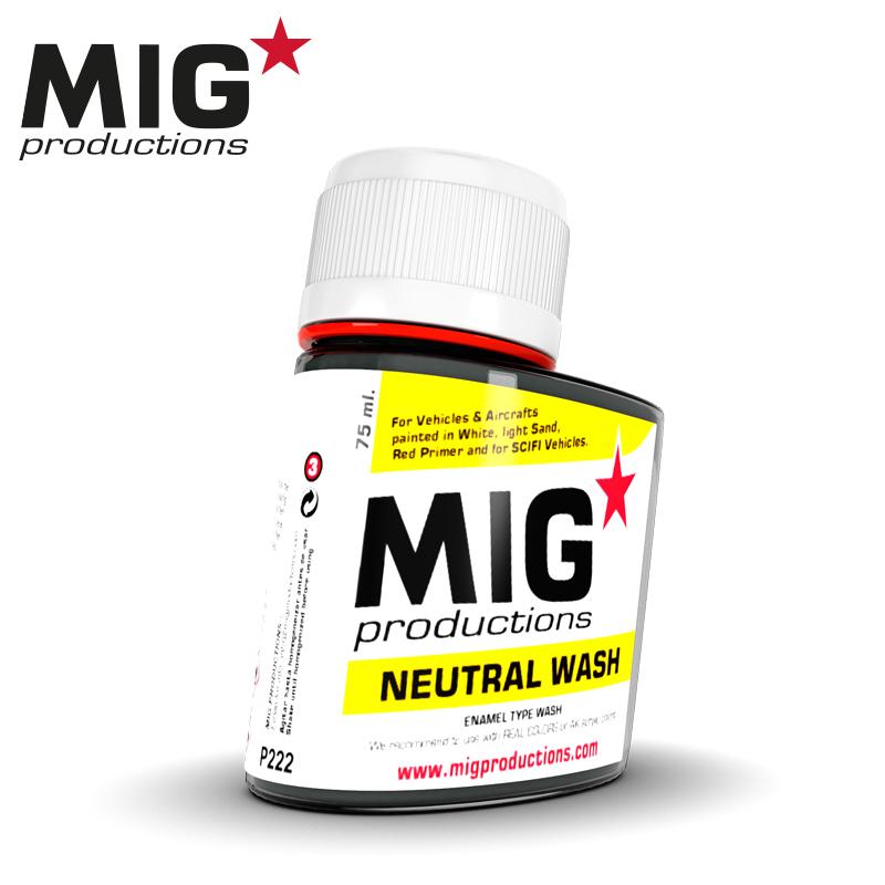 MIG Neutral Wash 75ml