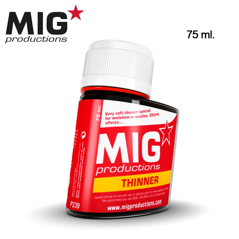 MIG Special Thinner 75ml