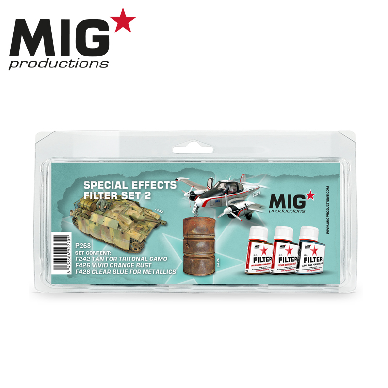 MIG Special Effects Filter Set 2