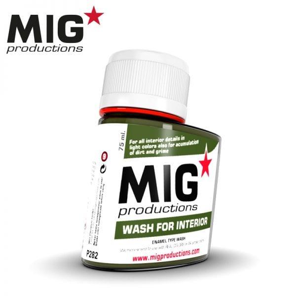 MIG Wash for interior 75ml