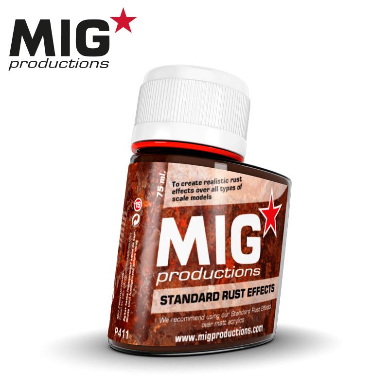 MIG Standard Rust Effects 75ml