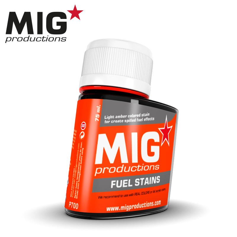 MIG Fuel Stains 75ml