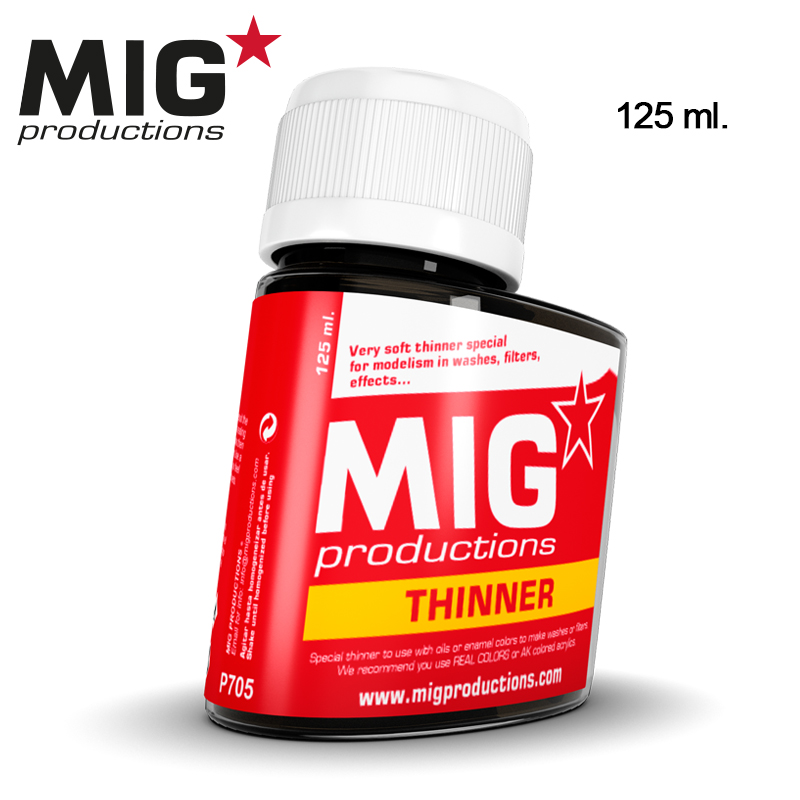 MIG Special Thinner 125ml