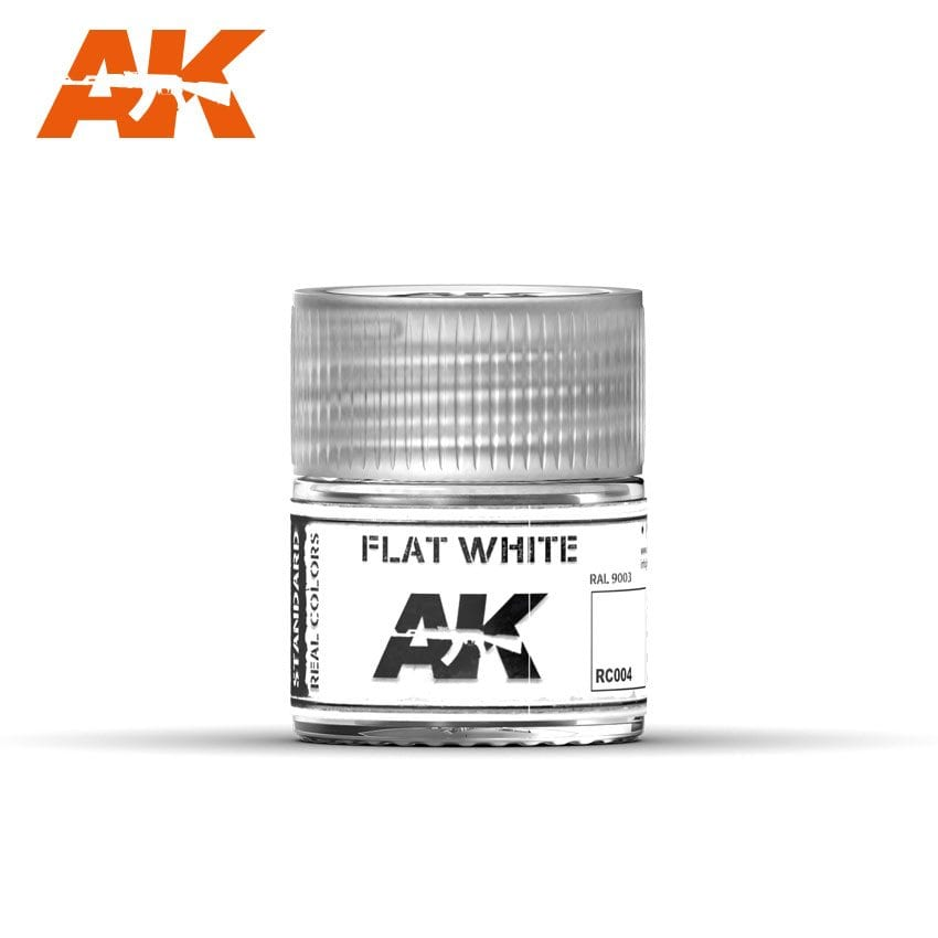 AK Interactive Flat White 10ml