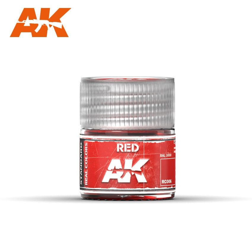 AK Interactive Red 10ml