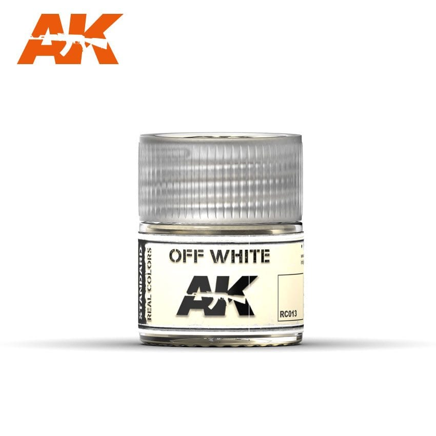 AK Interactive Off White 10ml