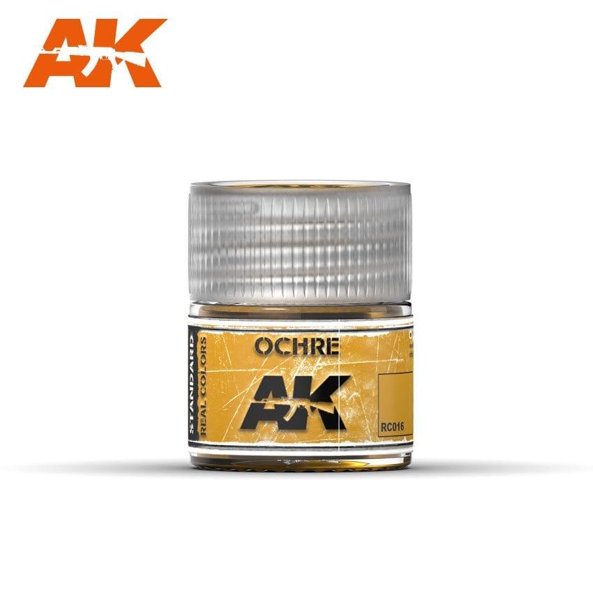 AK Interactive Ochre 10ml