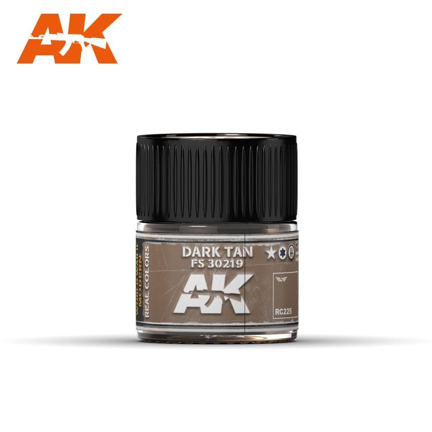 AK Interactive Dark Tan FS 30219 10ml