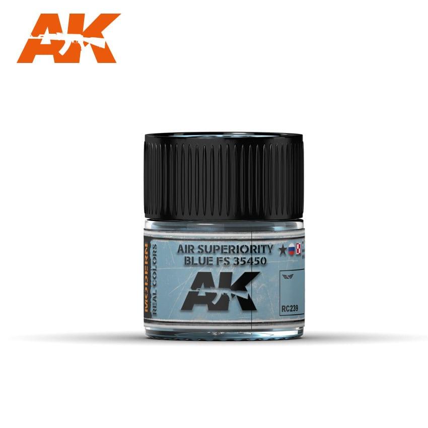 AK Interactive Air Superiority Blue FS 35450 10ml
