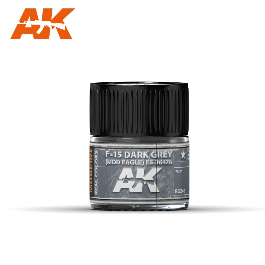 AK Interactive F-15 Dark Grey (MOD EAGLE) FS 36176 10ml