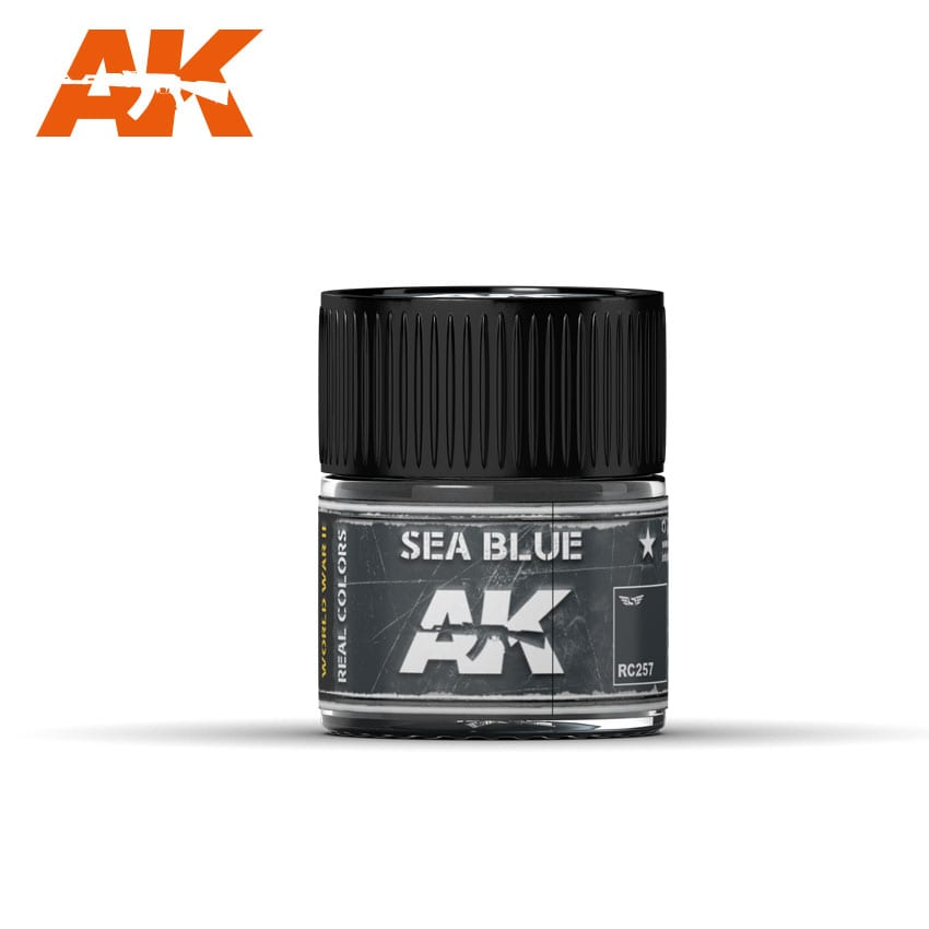 AK Interactive Sea Blue 10ml