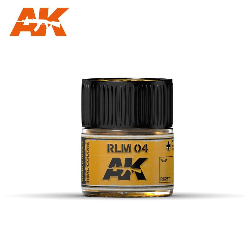 AK Interactive Real Colors RLM 04