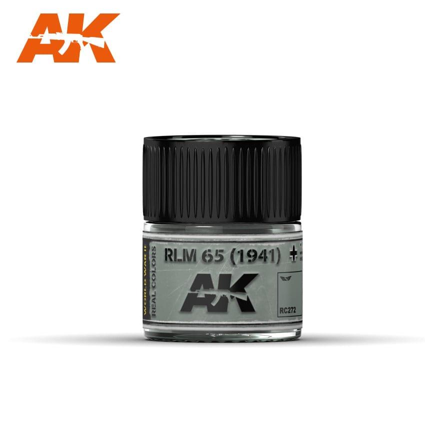 AK Interactive Real Colors RLM 65 (1941)