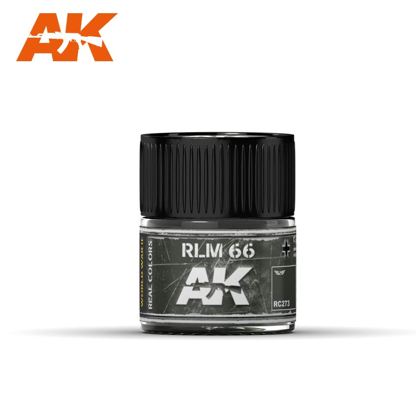 AK Interactive Real Colors RLM 66