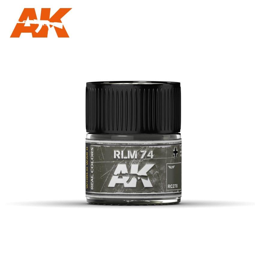 AK Interactive Real Colors RLM 74