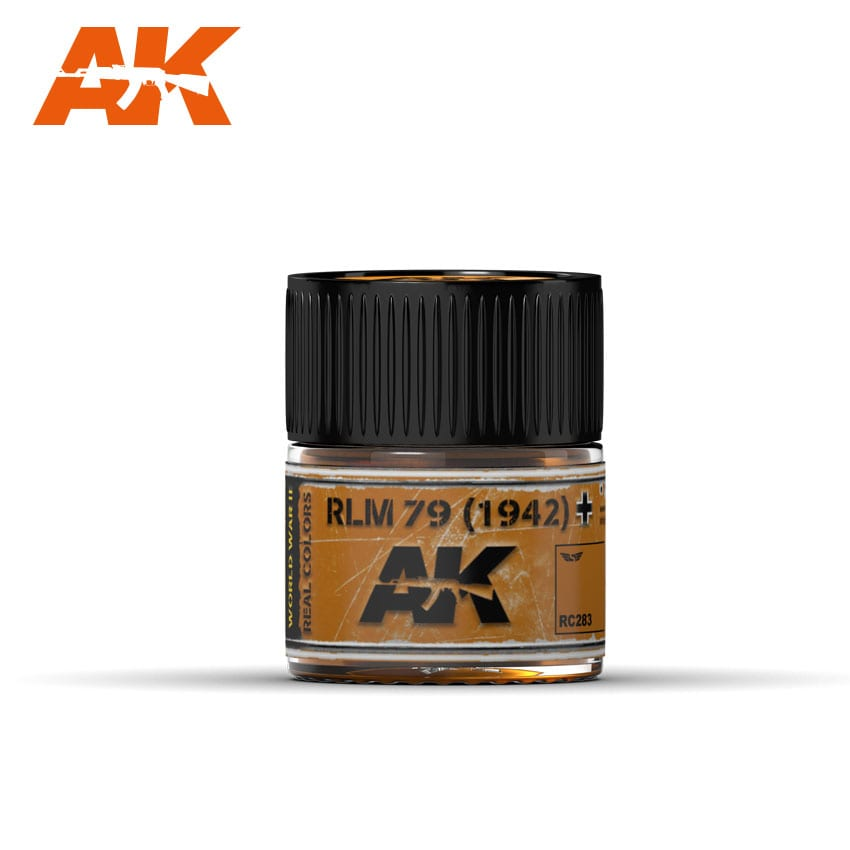AK Interactive Real Colors RLM 79 (1942)