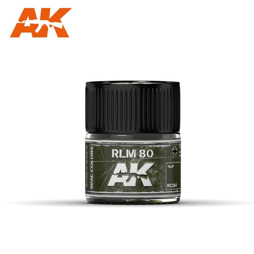 AK Interactive Real Colors RLM 80