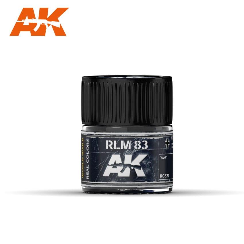 AK Interactive Real Colors RLM 83 10ml