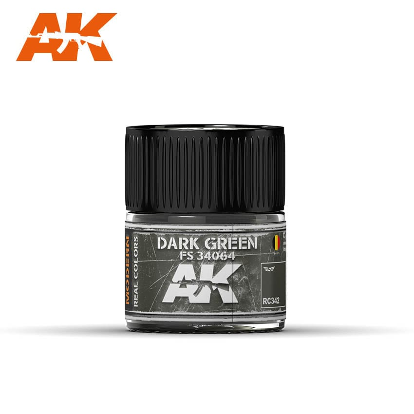 AK Interactive Dark Green FS 34064 10ml