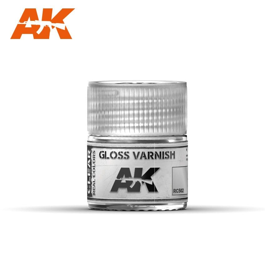 AK Interactive Gloss Varnish 10ml