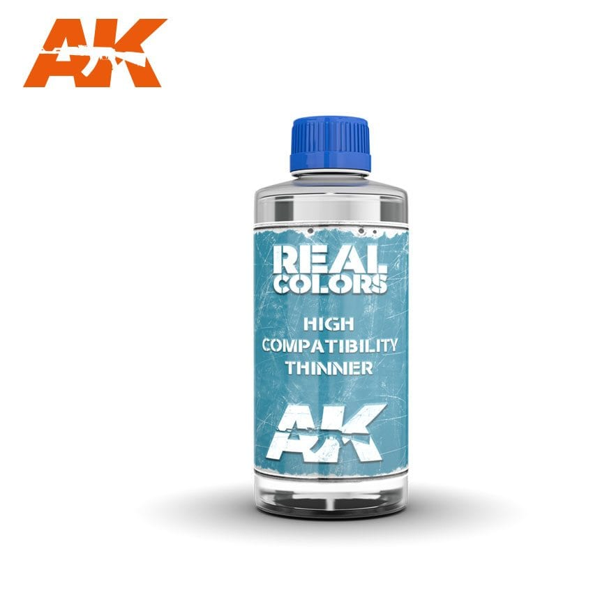 AK Interactive High Compatibility Thinner 200ml