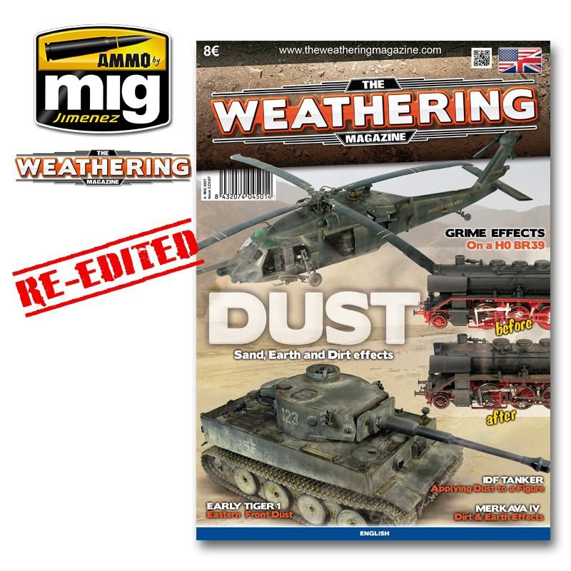 Ammo Mig The Weathering Magazine No 2: Dust (English)