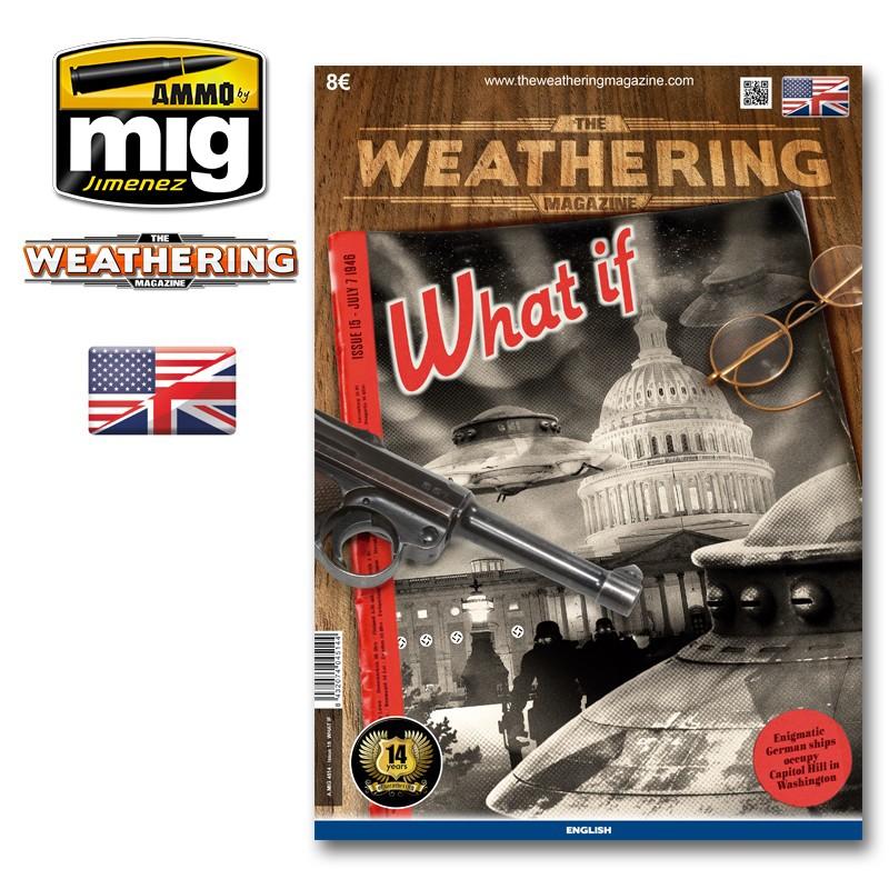 Ammo Mig The Weathering Magazine No 15: What If (English)