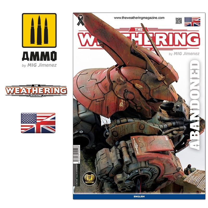Ammo Mig The Weathering Magazine No 30: Abandoned (English)
