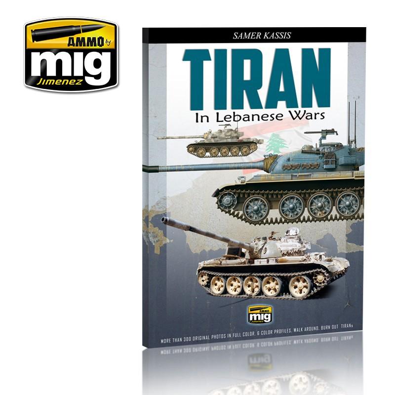 Ammo Mig Tiran In Lebanese Wars (English)