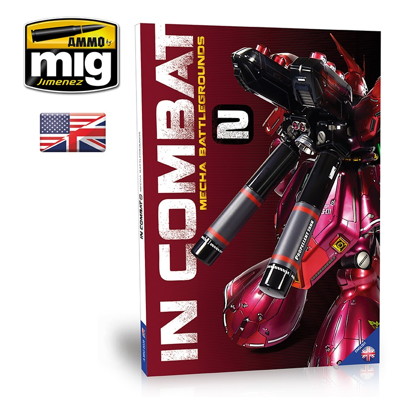 Ammo Mig In Combat 2 - Mecha Battleground (English)