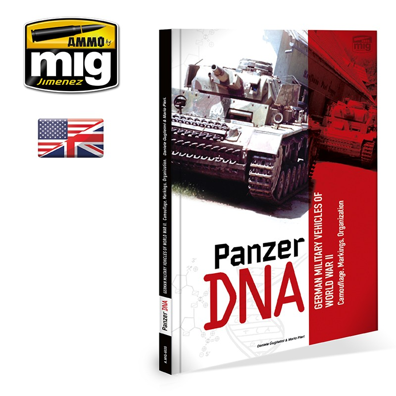 Ammo Mig Panzer DNA (English)