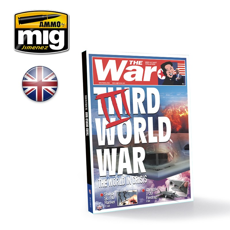 Ammo Mig Third World War: The World in Crisis