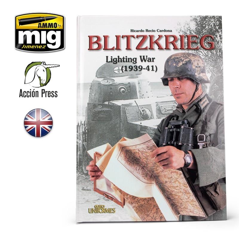 Ammo Mig Blitzkrieg, Lightning War, 1939-41 (English)
