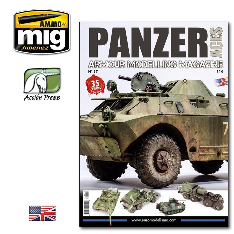 Ammo Mig Panzer Aces No 57 (English)