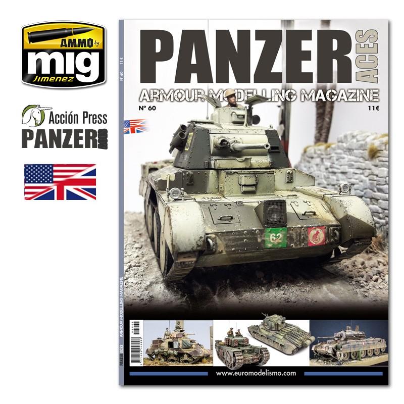 Ammo Mig Panzer Aces No 60 (English)