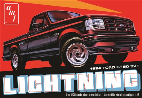 AMT 1/25 1994 Ford F-150 Lightning Pickup 2T
