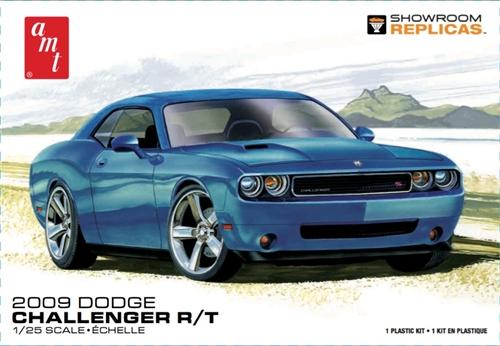 AMT 1/25 2009 Dodge Challenger R/T 2T