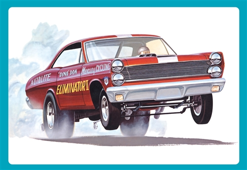 AMT 1967 Ford Mercury Eliminator II (Dyno Don Nicholson)
