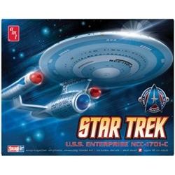 AMT Star Trek Cadet Series Enterprise NCC-1701-C Snap Skit