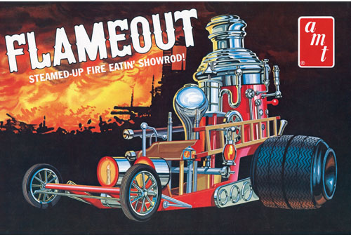 AMT Flameout Show Rod