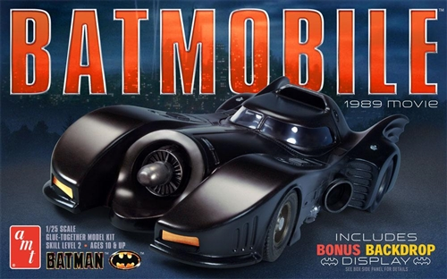 AMT 1/25 1989 Batmobile
