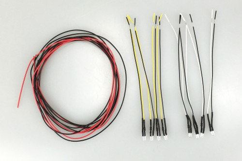 1/45 Diesel Train DD51 LED Kit & Detail-Up Parts