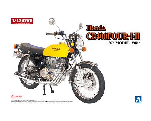 Aoshima 1/12 Honda CB400FOUR I/II(398cc)